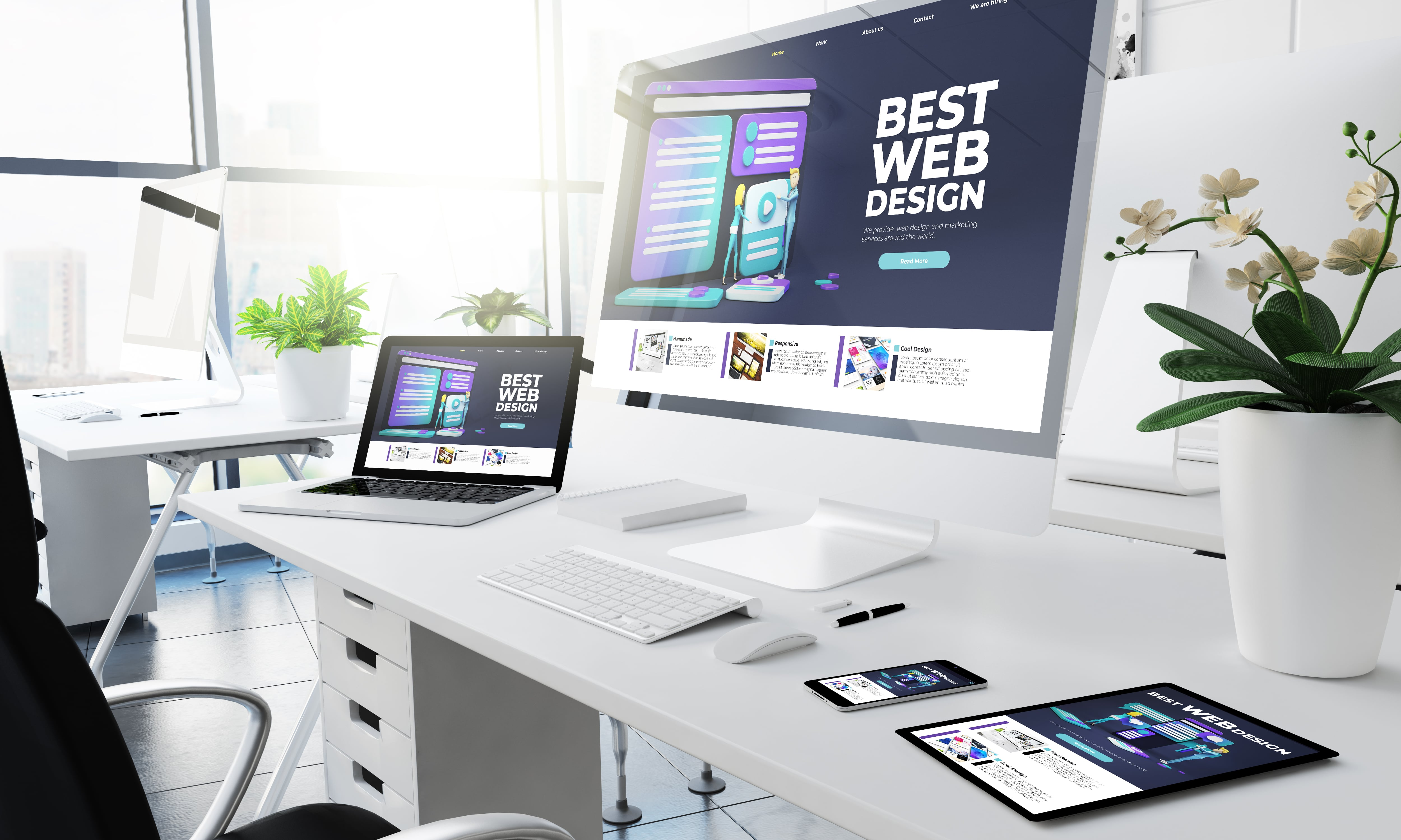 Website developers in dubai, Website Development